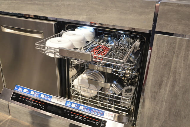 bsh home appliances dishwashers recall expanded bosch myway rack dishwasher