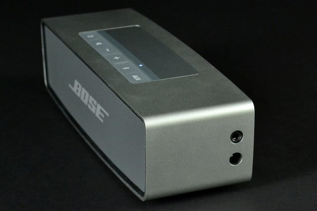 Bose SoundLink Mini front right angle