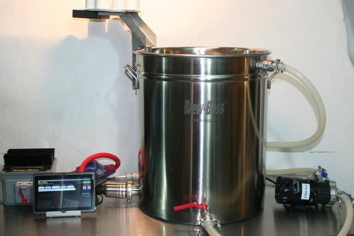 Brew Boss Is An Automated Home Brew Kit Digital Trends