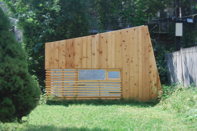 retreat from society and relax in these idyllic cabins around the world brooklyn garden studio 8