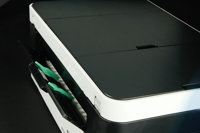 Brother MFC-J4420DW rear tray