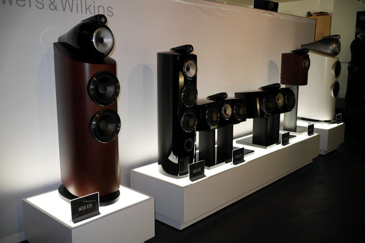 bowers wilkins 800 series diamond ds3 b w 7