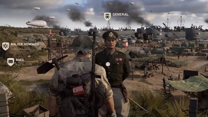 Call of Duty: WW2 Headquarters Guide -- The General