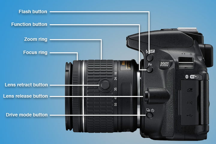 what does this do an explanation of dslr buttons camera button guide left