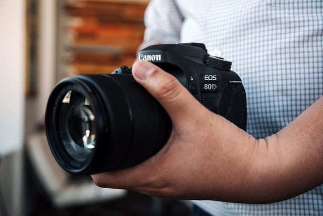Hands on: Canon EOS 80D