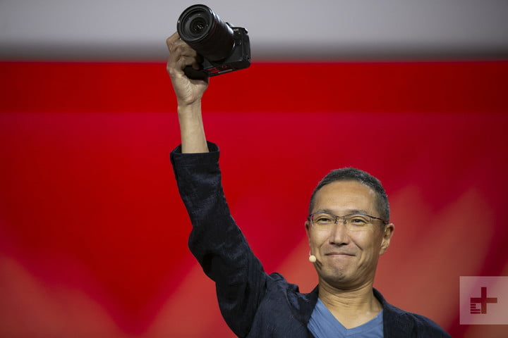 Canon and Nikon's new mirrorless cameras impress. Should Sony start worrying?