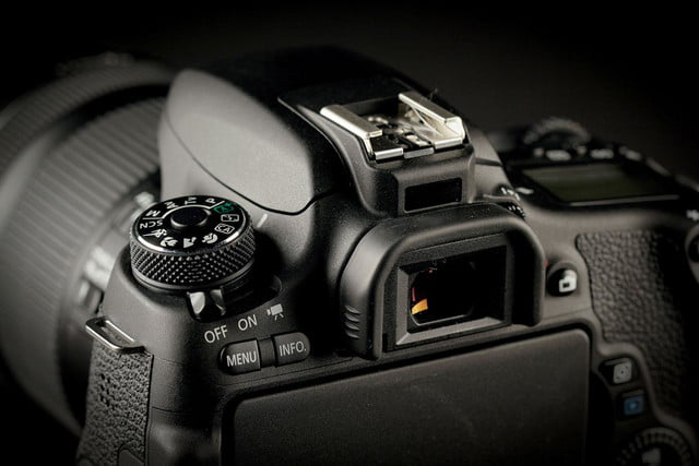 canon eos rebel t6s viewfinder
