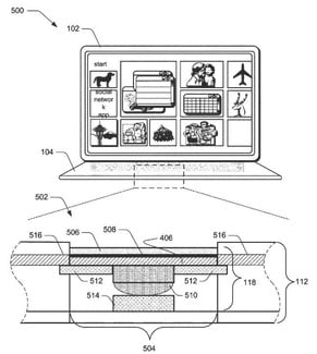 patent suggests a redesigned surface pro in 2019 capture