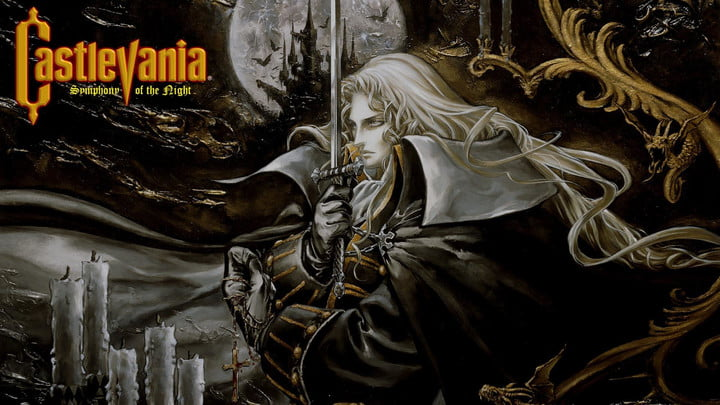 playstation classic games we want to see castlevania symphony of the night  severe alucard
