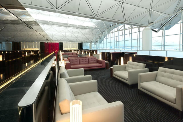 the worlds best airport lounges cathay pacific wing lounge