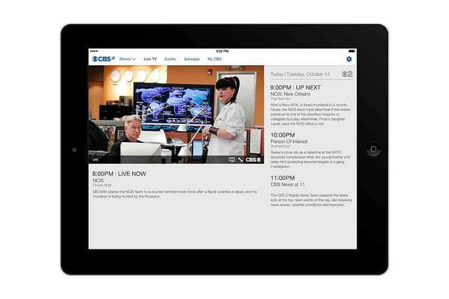 cbs jumps internet bandwagon new stand alone service access all tablet 2