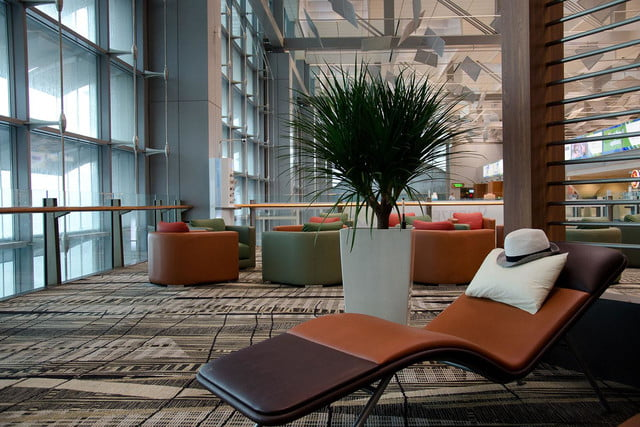 best airports for layovers changi airport snooze lounge