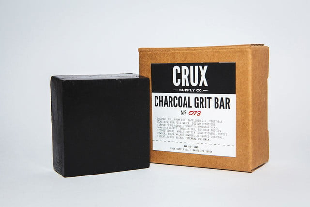 Charcoal: It does a body and teeth and face good