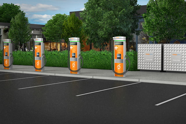 ev charging network leader introduces two new fast dc charging stations