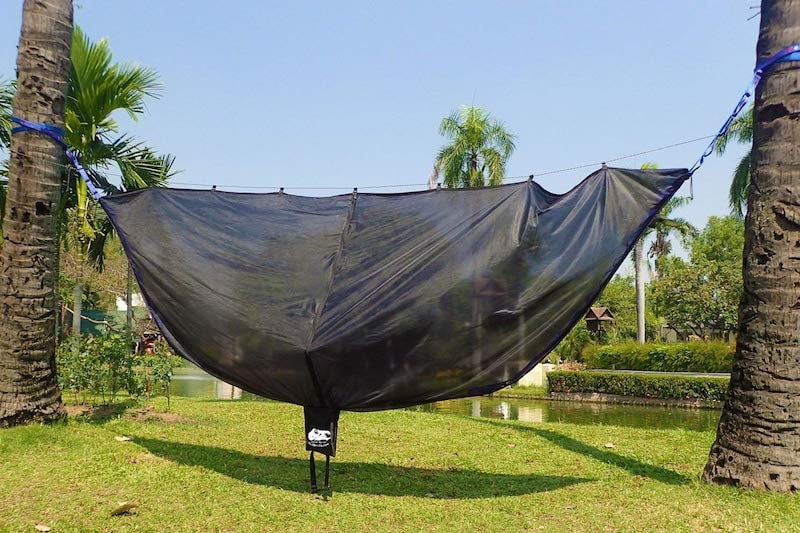 ultimate hammock camping guide chill gorilla insect netting