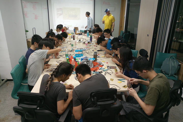 chinese makerspace troublemaker group