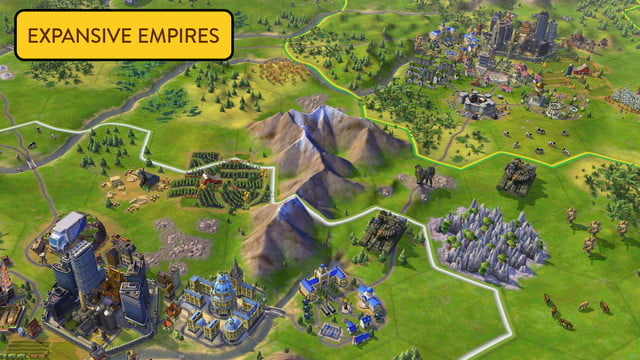 Surprise! 'Civilization VI' is Now Available on iPhone | Digital Trends