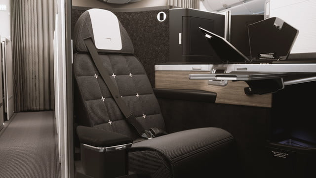 british airways new club suite for business class comes with a door 7