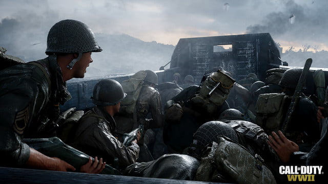 Call of Duty: WW2 review normandy