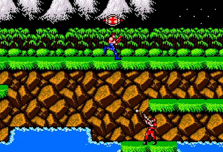 best nes games ever contra