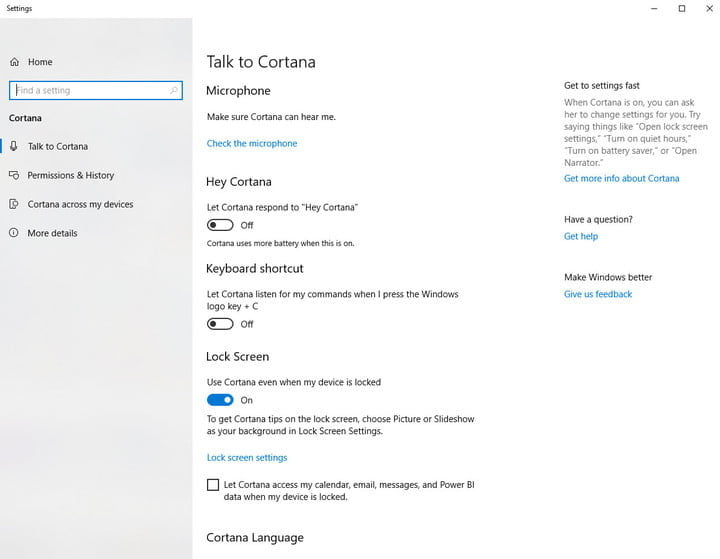 audio issues silencing your windows 10 experience heres the fix cortanasettings01