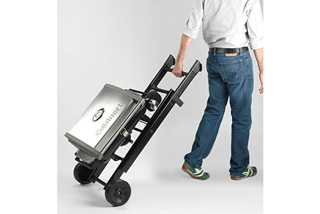 amazon drops prices for cuisinart grills smokers and bbq accessories cgg 240 all foods roll away gas grill3