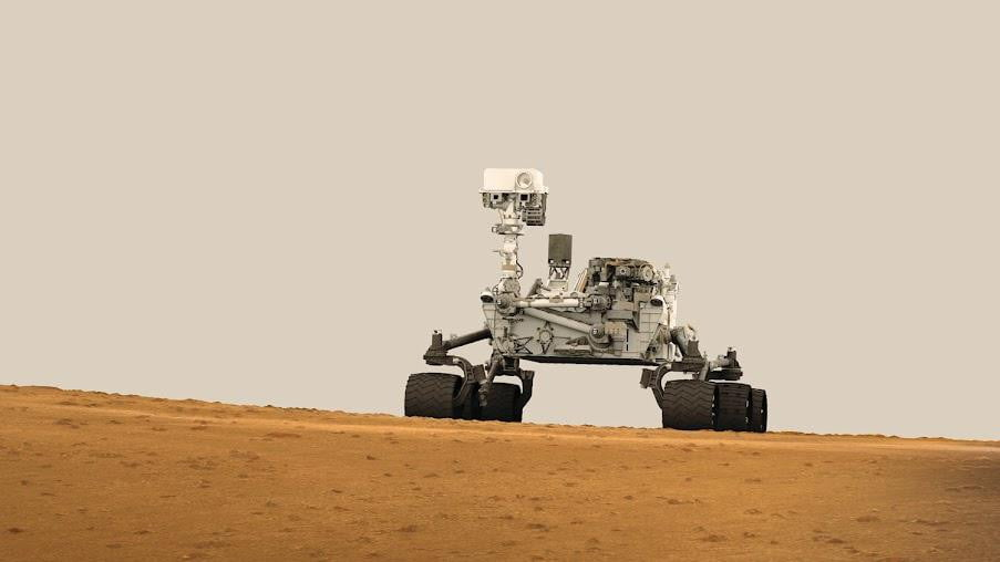 mars curiosity rover technical drawing - photo #45