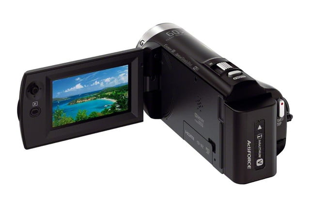sony handycam camcorders ces 2014 cx330b back 1200