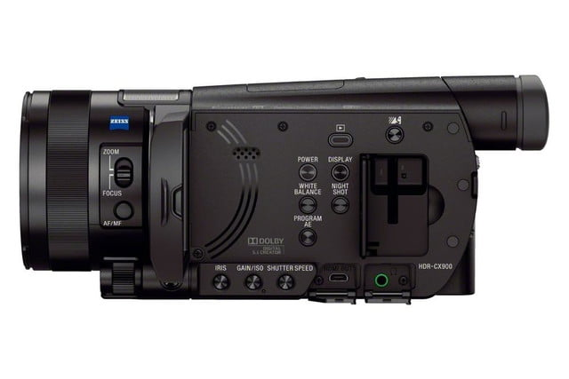 sony handycam camcorders ces 2014 cx900b terminal 1200