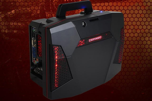 Cyberpower Releases Fang Battlebox Portable Gaming Pc