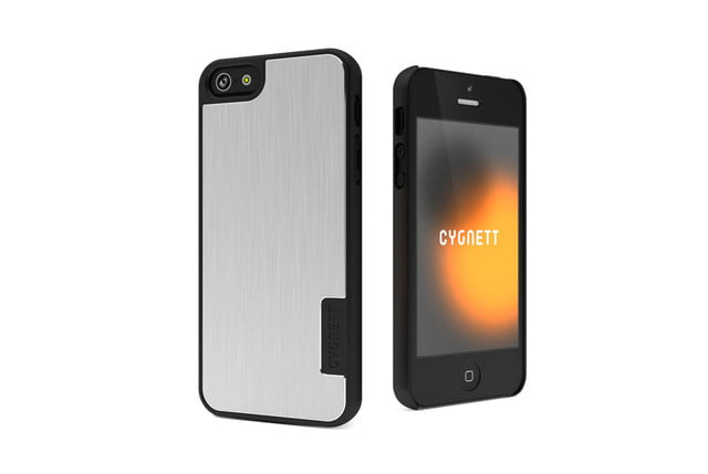 best iphone 5 cases cygnett silver urbanshield case 1