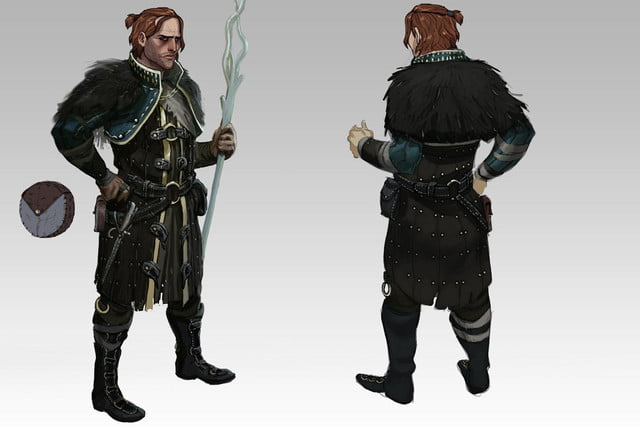 heres everything need know story leading dragon age inquisition daii concept art 1