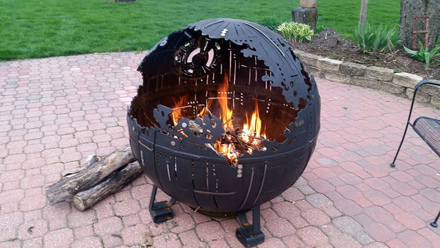 death star fire pit wciurj5