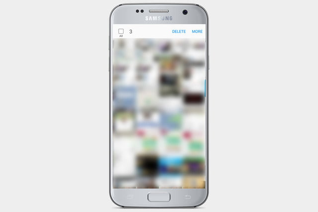 how to delete and recover photos in android samsung 3