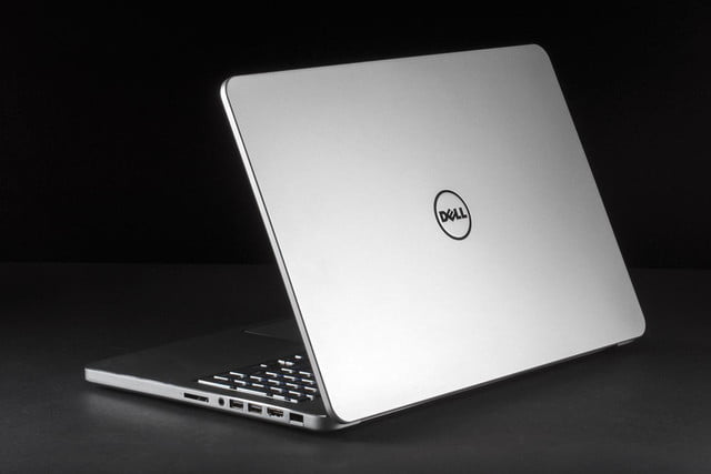Dell Inspiron 15 7000 review rear lid angle