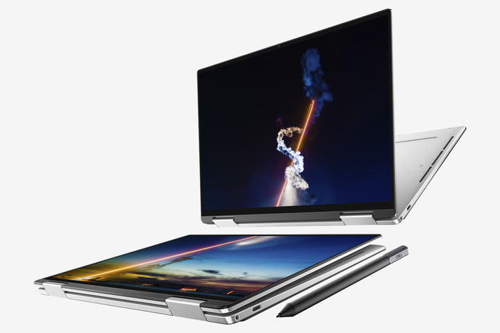 dell xps 13二合一