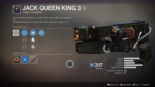 Destiny 2 Curse of Osiris Lost Prophecy Weapons Guide