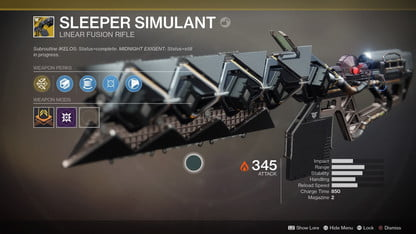 How to Get the Sleeper Simulant in Destiny 2: Warmind