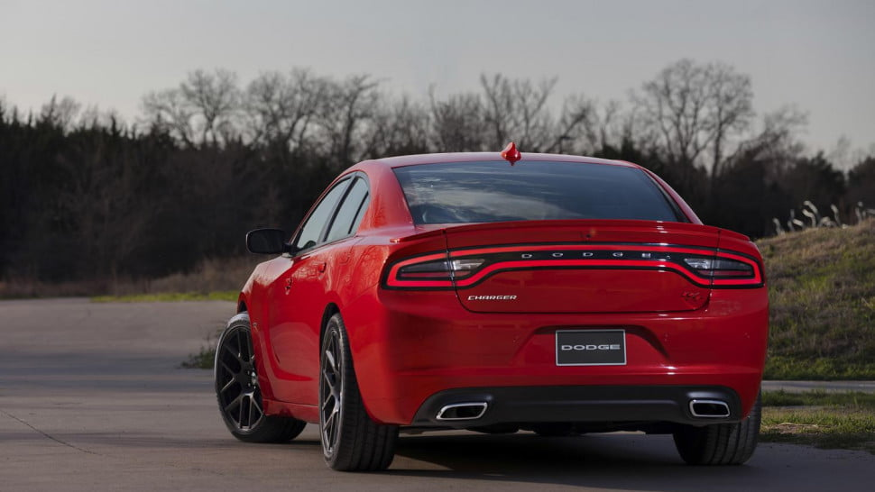 dodge charger vs - Dodge Charger 2014 Red