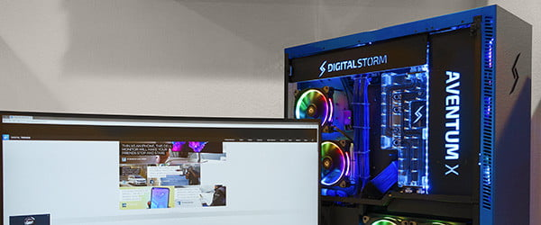 The Digital Storm Aventum X is an unstoppable gaming PC. Trust us, we tried