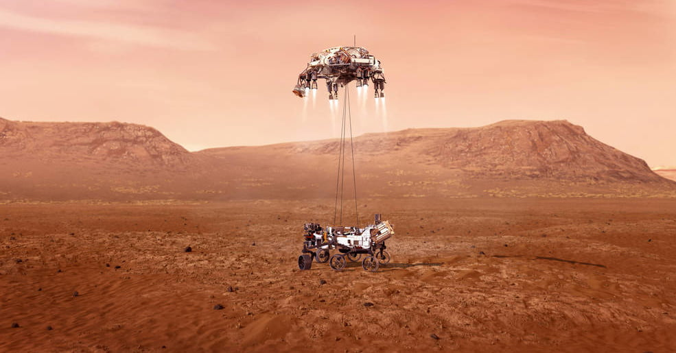 Mars Landing: Everything You Need to Know