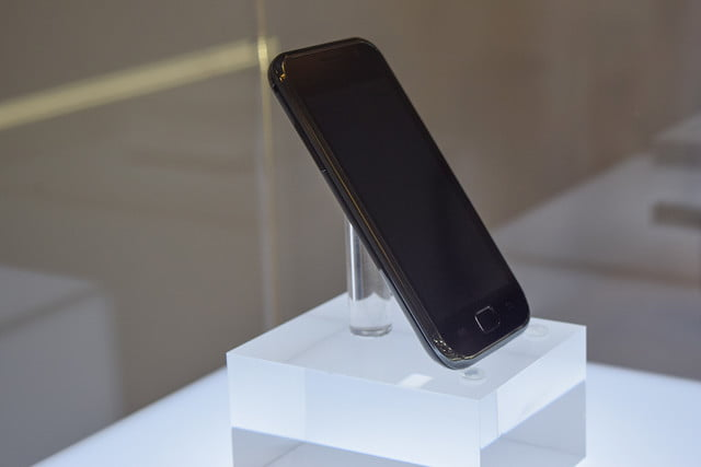 2010: The first Galaxy -- the Galaxy S