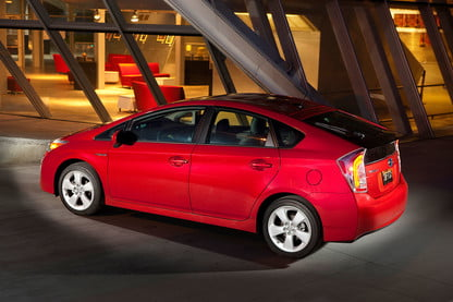 Toyota Prius Persona Series Special Edition: Is it really