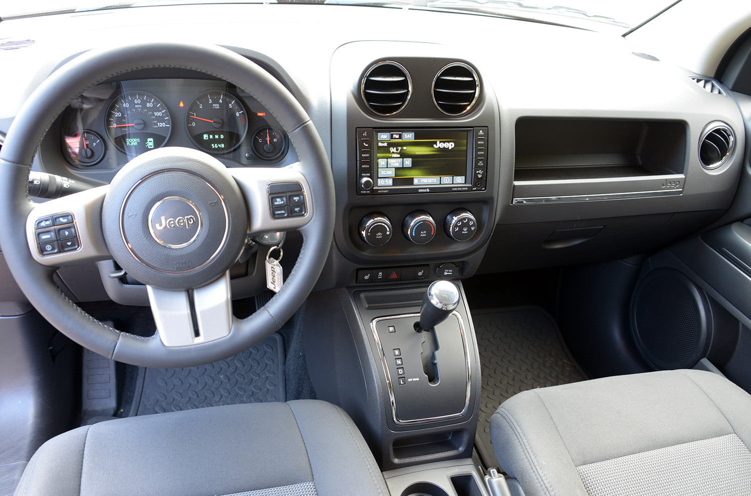 2013 Jeep Compass review | Digital Trends