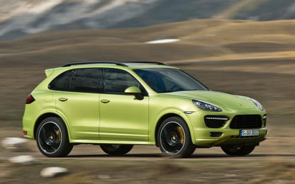 2013 Porsche Cayenne Gts Just The Right Amount Of Spiciness Digital Trends