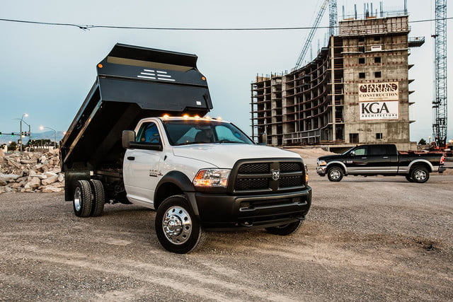 2015 Ram 5500 Chassis Cab