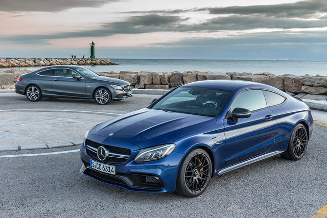 2017 Mercedes-AMG C63 S Coupe First Drive Impressions