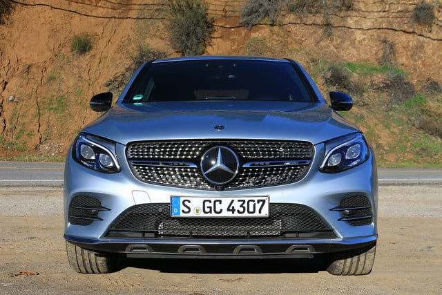 2017 mercedes amg glc43 coupe first drive 6