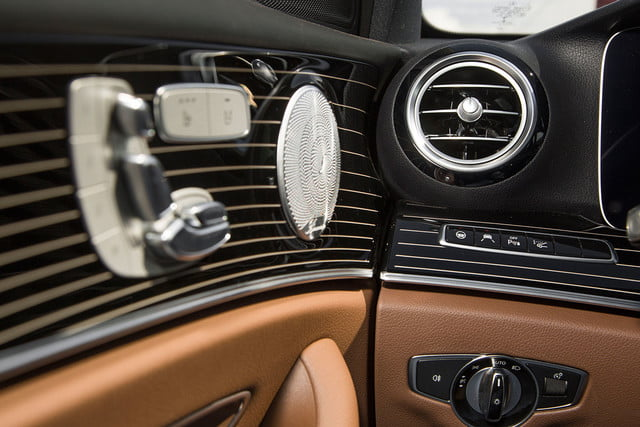 2017 mercedes benz e300 first drive e class interior detail