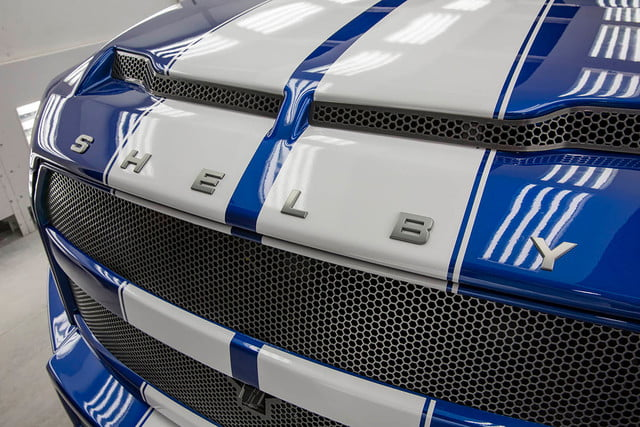 shelby f 150 super snake 2017 grille